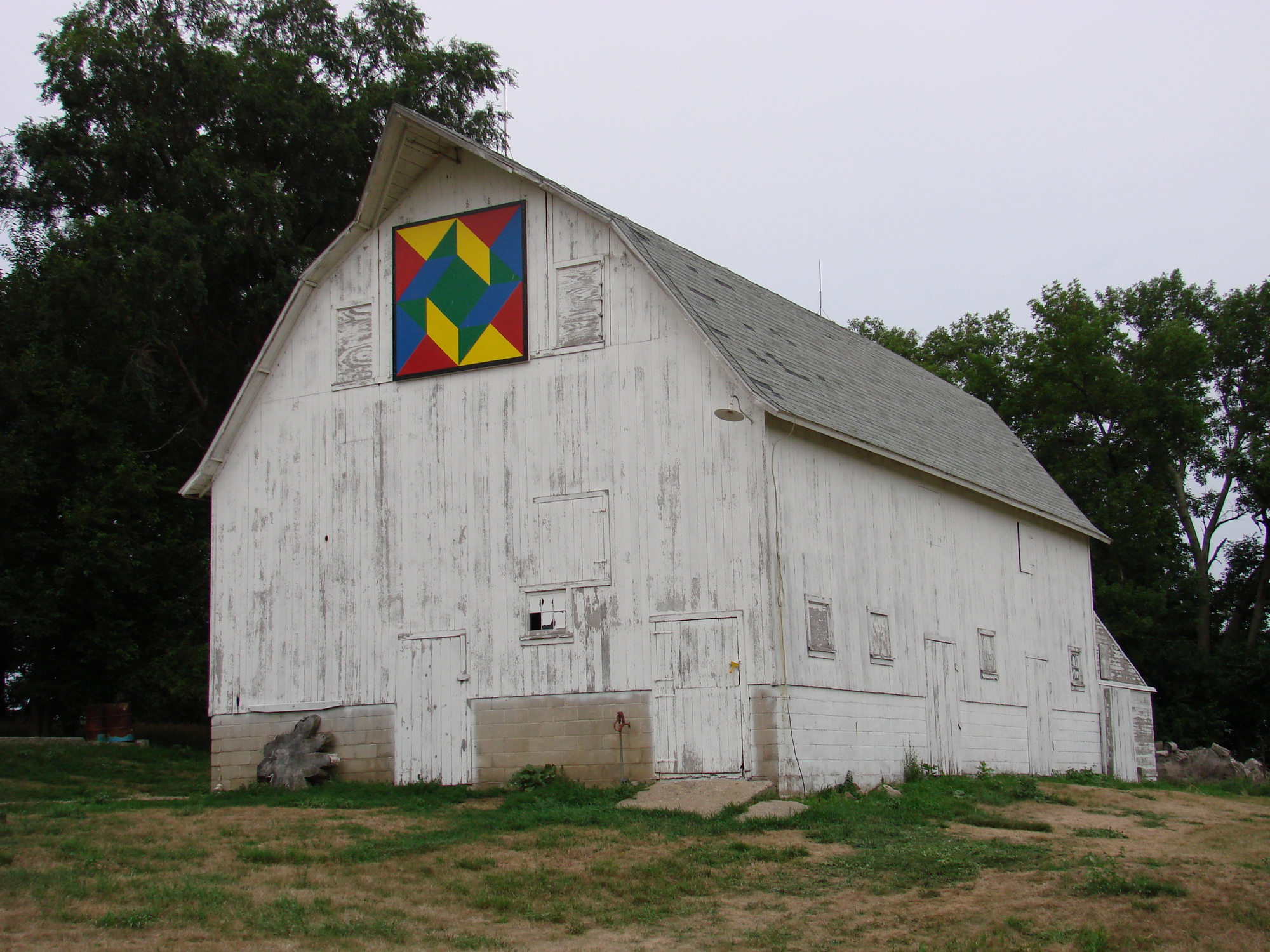 Barn Quilts Of Sac County Iowa
